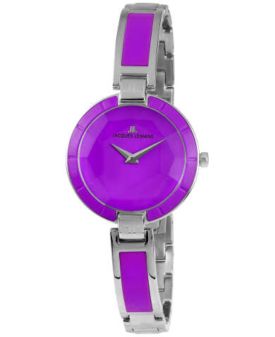 Jacques Lemans Women's Watch 1-1613G