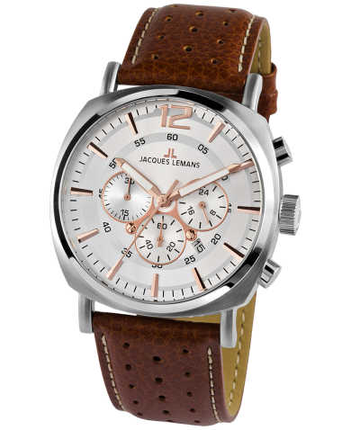 Jacques Lemans Men's Quartz Watch 1-1645-1D