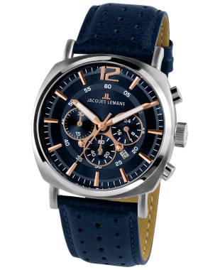 Jacques Lemans Lugano 1-1645-1I Men's Watch
