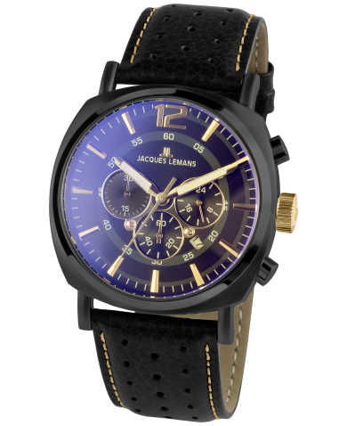 Jacques Lemans Men's Quartz Watch 1-1645-1O