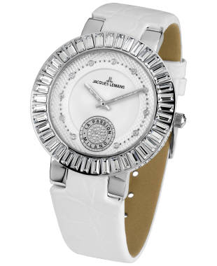 Jacques Lemans Women's Quartz Watch 1-1683B
