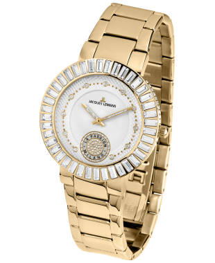 Jacques Lemans Women's Watch 1-1683F