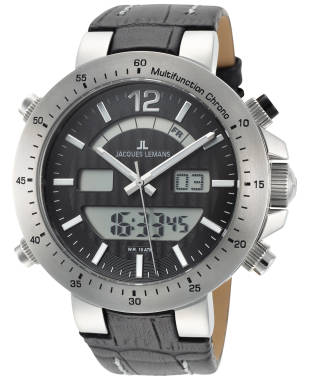 Jacques Lemans Men's Quartz Watch 1-1713A