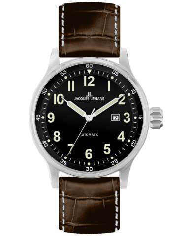 Jacques Lemans Men's Automatic Watch 1-1723A