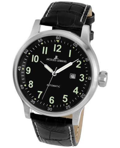 Jacques Lemans Men's Automatic Watch 1-1723G