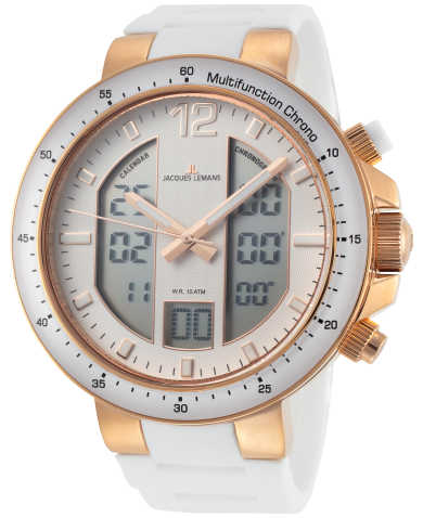 Jacques Lemans Men's Quartz Watch 1-1726E