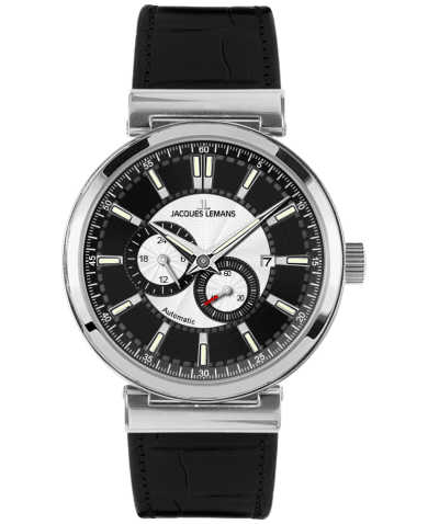 Jacques Lemans Men's Automatic Watch 1-1730A