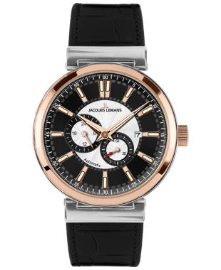 Jacques Lemans Men's Automatic Watch 1-1730B