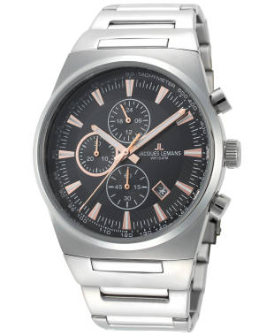 Jacques Lemans Men's Quartz Watch 1-1734A