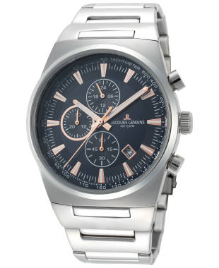 Jacques Lemans Men's Quartz Watch 1-1734B