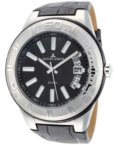 Jacques Lemans Men's Quartz Watch 1-1770A