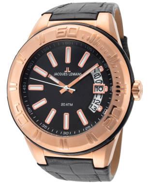 Jacques Lemans Unisex Watch 1-1770G