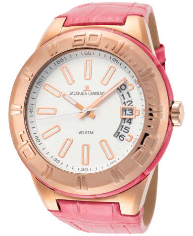 Jacques Lemans Women's Quartz Watch 1-1770I