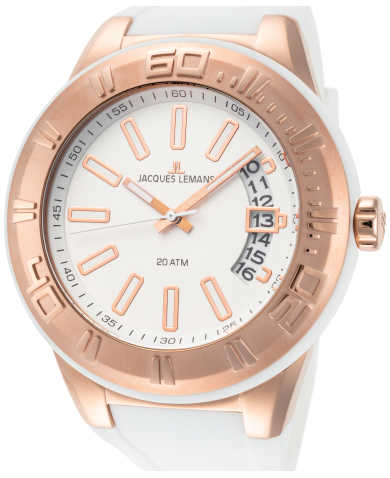 Jacques Lemans Unisex Quartz Watch 1-1784H