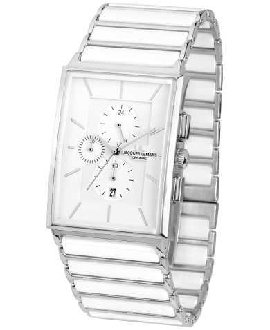 Jacques Lemans Men's Quartz Watch 1-1817B