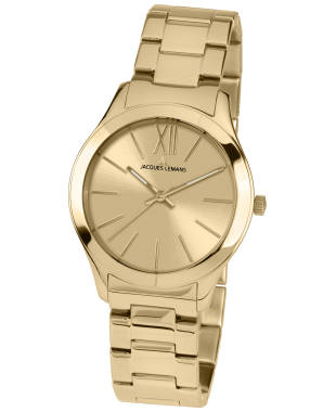 Jacques Lemans Women's Quartz Watch 1-1840G