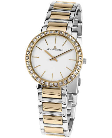 Jacques Lemans Women's Watch 1-1843-1D