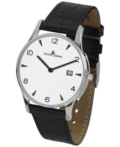 Jacques Lemans Unisex Quartz Watch 1-1850ZB
