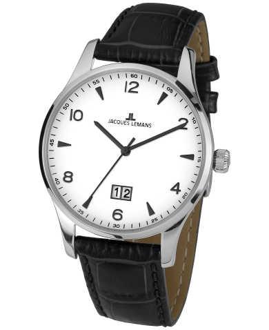 Jacques Lemans Men's Watch 1-1862ZB