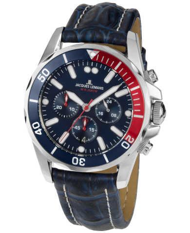Jacques Lemans Liverpool 1-1907ZB Men's Watch