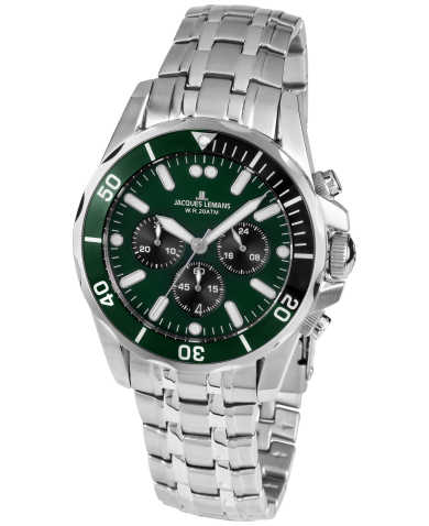Jacques Lemans Liverpool 1-1907ZG Men's Watch