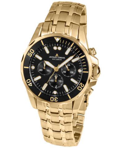 Jacques Lemans Men's Quartz Watch 1-1907ZI