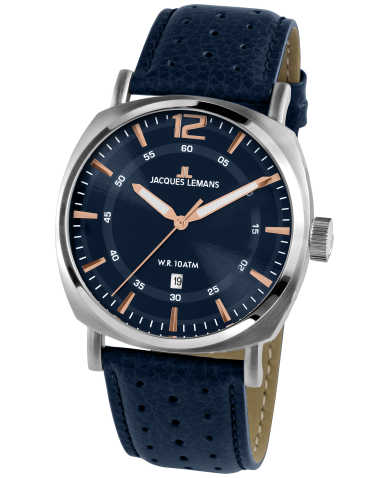 Jacques Lemans Lugano 1-1943C Men's Watch