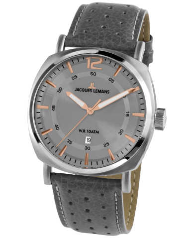 Jacques Lemans Lugano 1-1943E Men's Watch
