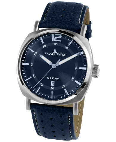 Jacques Lemans Lugano 1-1943H Men's Watch