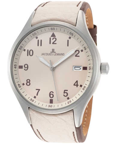 Jacques Lemans Men's Quartz Watch 1-1983E
