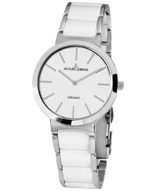 Jacques Lemans Women's Quartz Watch 1-1999B
