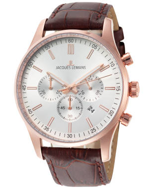 Jacques Lemans Men's Quartz Watch 1-2025E