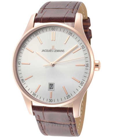 Jacques Lemans Men's Quartz Watch 1-2026E