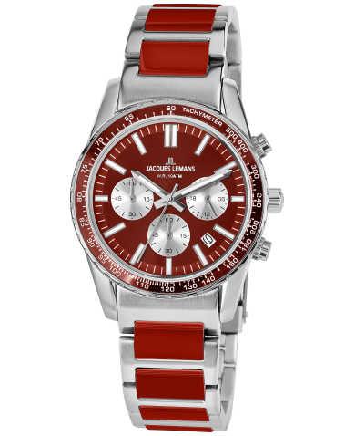 Jacques Lemans Unisex Watch 1-2059K