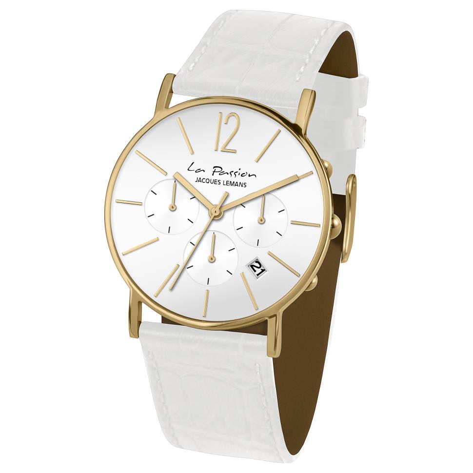 Jacques LeMans La Passion 40mm Unisex Watch