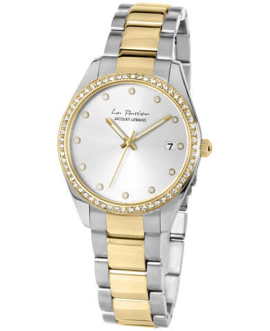 Jacques Lemans Women's Quartz Watch LP-133H