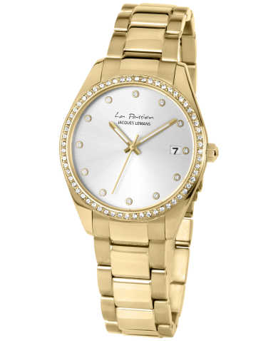 Jacques Lemans Women's Quartz Watch LP-133I