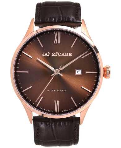 James McCabe Men's Automatic Watch JM-1025-03