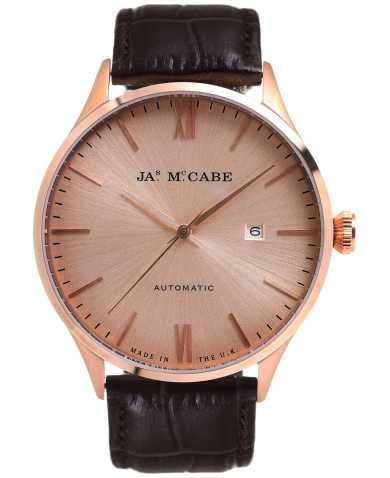 James McCabe Men's Automatic Watch JM-1025-06