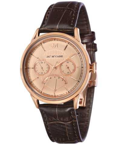 James McCabe Men's Quartz Watch JM-1026-05