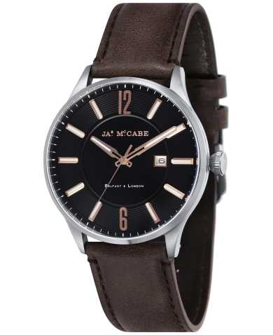 James McCabe Men's Watch JM-1027-01