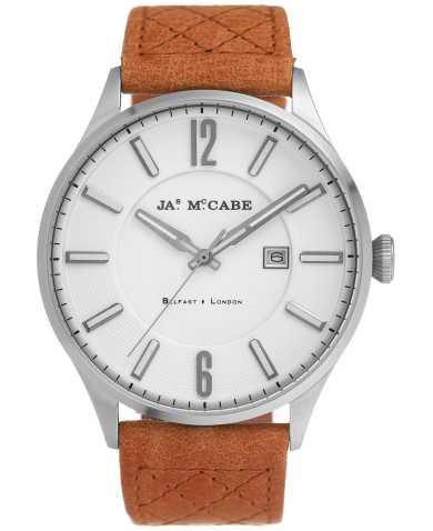 James McCabe Men's Quartz Watch JM-1027-07