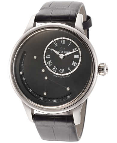 Jaquet Droz Date Astrale Zodiac Men's Automatic Watch J021014221