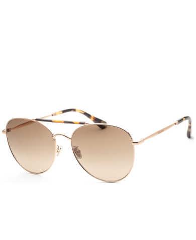 Jimmy Choo Women's Sunglasses ABBIE-G-S-006J-61-17