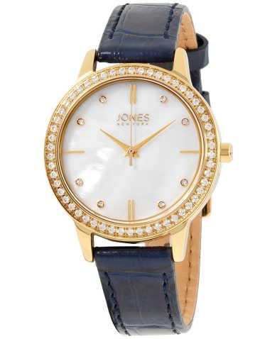 Jones New York Women's Quartz Watch JNC11536G528-007