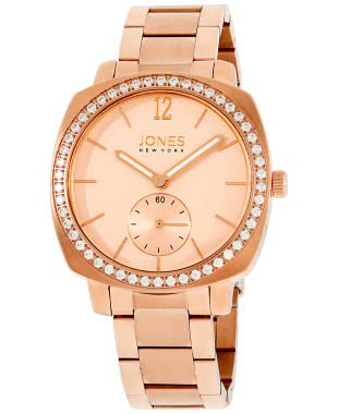 Jones New York Women's Quartz Watch JNC11586R528-524