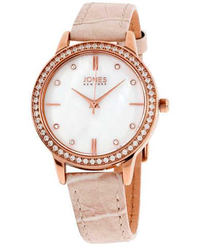 Jones New York Women's Quartz Watch JNC11586S528-558
