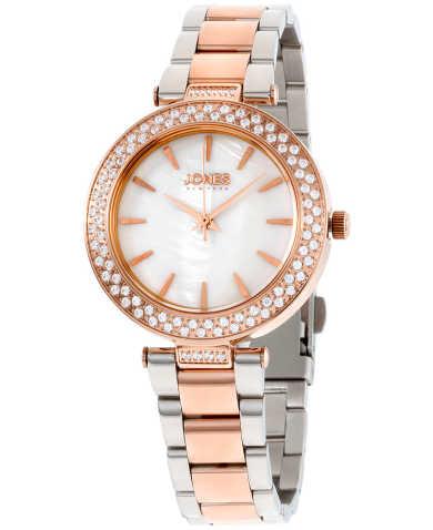 Jones New York Women's Quartz Watch JNC11594S528-558