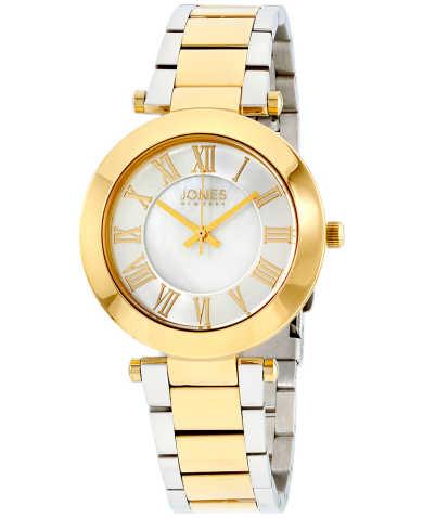 Jones New York Women's Quartz Watch JNC11596G528-003