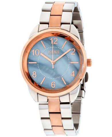 Jones New York Women's Quartz Watch JNC11746S528-983